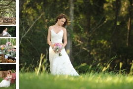 Oak Hollow Farm | Bridal Session
