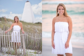 Senior Portraits at the Beach II