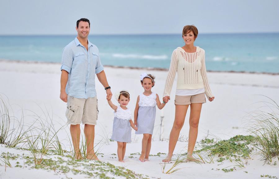 Beach Portrait Destin Florida