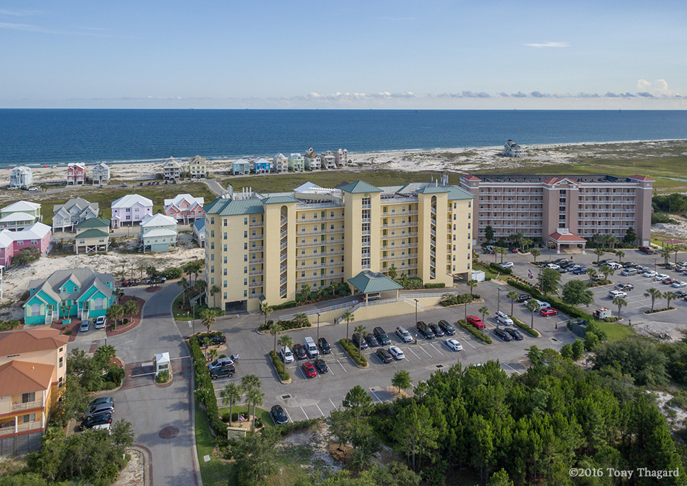 gulf shores aerial drone photographer
