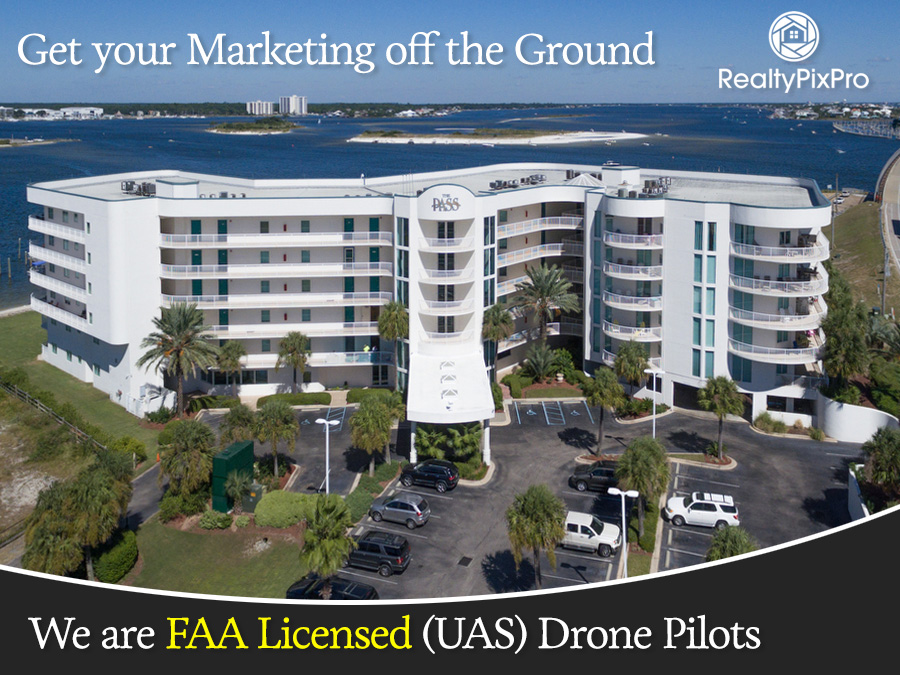 aerial drone photographer gulf shores alabama