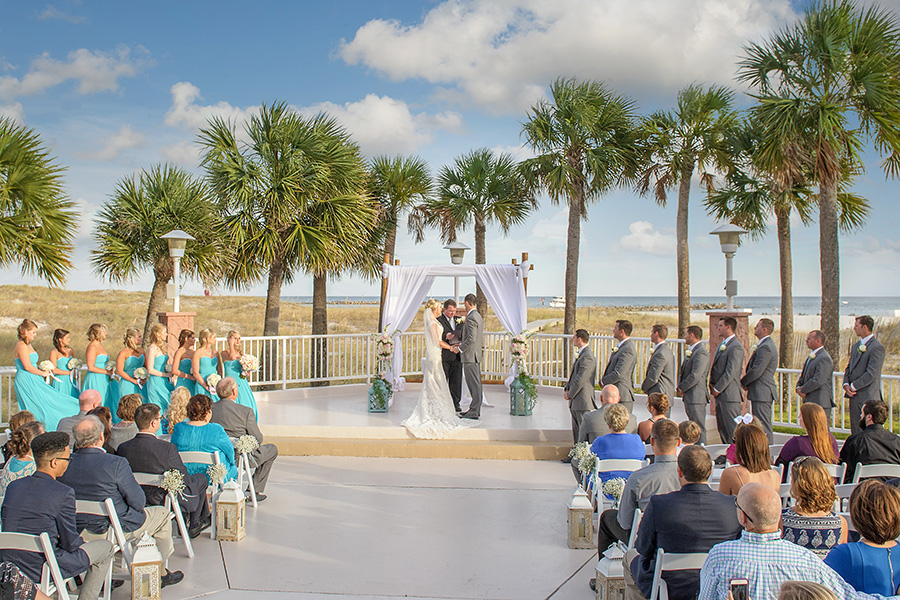 Wedding Perdido Beach Resort Gulf Shores Photographer